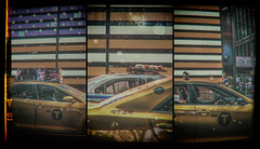 Times Square @ Night (Gordon McCallum) Tags: newyork yellowcab police timessquare