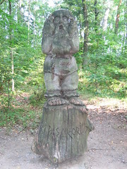 Juodkrantė Hill of Witches