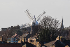 York Holgate windmill