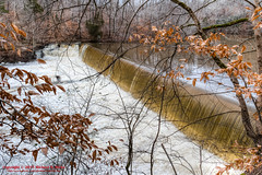 Th Dam at Old Stone Fort State Park - Jan. 2015 (mikerhicks) Tags: winter usa geotagged manchester unitedstates hiking tennessee duckriver oldstonefortstatepark melrosepark lakehills tennesseestateparks oldstonefortstatearchaeologicalpark oldstonefortdam canon7dmkii sigma18250mmf3563dcmacrooshsm geo:lat=3548626500 geo:lon=8610299333