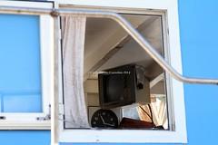 Cagliari (CarloAlessioCozzolino) Tags: sardegna sea window boat barca mare sardinia finestra cagliari poetto marinapiccola