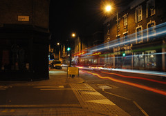 Stoke Newington (laurendaly95) Tags: street night lights hackney stoke newington