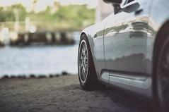 auto film beach car honda silver nikon automobile florida kodak palm sebring portra bbs f4 s2000 ohlins