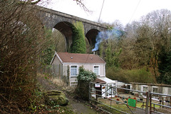 Photo of Pontwalby viaduct