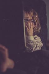 13/365 (katlyncorinne) Tags: girl up childhood computer glasses little daughter growing motherhood photog kcspencer