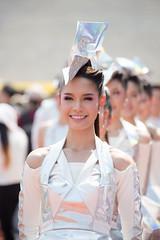 CU Cheerleader (w131237) Tags: cu cheerleader 69 70 chula chulalongkorn 70ii cutu70