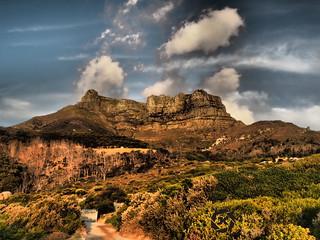 Clouds On Judas Peak