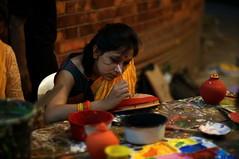 DSC04172_resize (selim.ahmed) Tags: nightphotography festival dhaka voightlander bangladesh nokton boishakh charukola nex6