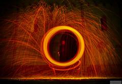 Light Painting experiment (big91mogoro) Tags: light lightpainting night dark painting fire nikon ring 18105 nikond3200 mogoro