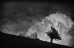 Nostalgia (ribadeluis) Tags: sky espaa cloud ruta arbol asturias nostalgia cielo nubes refugio montaa rute abyss picosdeeuropa covadonga cangasdeons abismo canonef70200mmf28lusm principadodeasturias canoneos6d