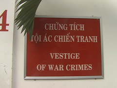 Vestige of War Crimes at Museum of Chinese and American War Crimes