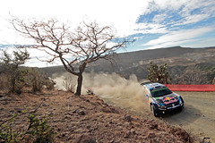 Sebastien Ogier Rally Mexico 2015 (Motor VS Motor) Tags: mexico leon gravel