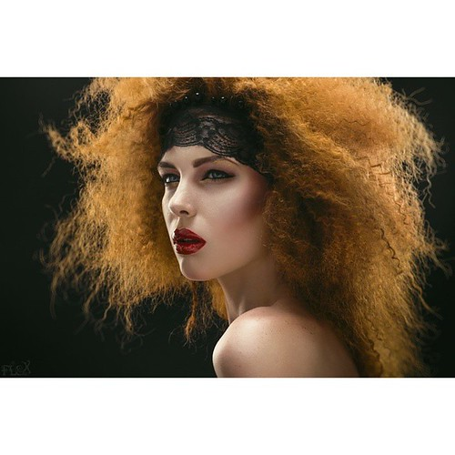 35796198f9 Flamboyant Model: Olga MUA: @shtein_mu Hair: @kapystan Accessories: Anna  Laty