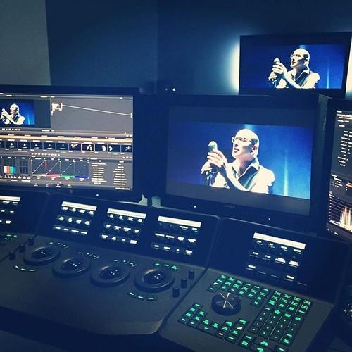 Andrea Todaro is working hard on our new video #DreamersDontSleep !!! #AndreaTodaro #dreamshade_band #dreamshade #newsingle #music