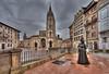 Oviedo (jojesari) Tags: catedral sigma asturias oviedo 1020 hdr suso regenta catedraldeoviedo laregenta photomatix photomatixpro4 photoshopcs6 jojesari arr1115g
