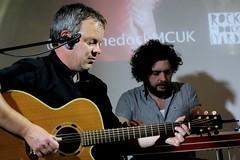 Little Sparrow: John Lexus and Mitch Oldham LS_MEDY_20150226_021 (Emma Gibbs) Tags: bbc salford 6music dockyard mediacity rockthedock katieware mitcholdham johnnylexus