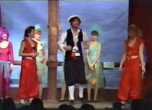 1986 Sinbad the Sailor from video (Ian Booth)