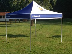 Quick Folding Tent  - Rabobank Tent
