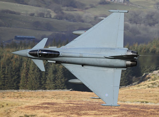 Eurofighter Typhoon FGR4 ZK330 FT 0121