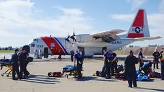 Coast Guard conducts exercise with Sacramento Metro Fire Department (Coast Guard News) Tags: california coastguard training us unitedstates exercise sacramento planecrash district11 aircraftcausality