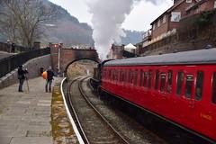DSC_3953 (John W. Davies) Tags: tank freight llangollen steamrailway 280 steamtrains 2100 llangollenrailway 460 betton steamlocomotives bulleid tankauto 280t 34092 cityofwells 92214 heritagerail d5300 nikond5300 srlightpacificno34092cityofwells 9fheavy locomo