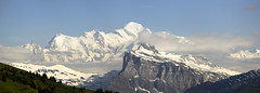 Mont Blanc (Fabien Husslein) Tags: panorama mountain france montagne landscape europe summit savoie paysage mont blanc haute sommet