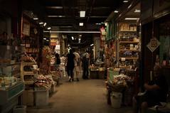 Mercato Centrale di Firenze (Martina Santucci) Tags: firenze florence tuscany toscana italia italy mercato mercado market food cibo streetfood ombre shadows centro center luce luci lights prodotti products acquisti shopping