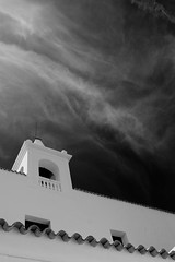 Distressed San Miguel Sky (dale.kirkwood) Tags: ibiza travel canon balearic balearicislands