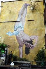 Bristol (nkellyukgraff) Tags: bristol street art graffiti breakdancing jesus cosmo sarson