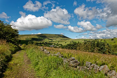 Pendle Hill (scottprice16) Tags: england lancashire barley roughlee pendlehill witches history summer july lane heyslane canoneos6d 24105mmf4l
