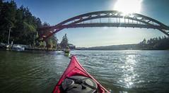 La Conner Kayaking-3 (RandomConnections) Tags: laconner skagitriver skagitriverestuary swinnomishchannel washington washingtonstate kayaking paddling unitedstates us