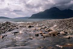 Loch Scavaig and Gars-bheinn [Explore] (AnnieMacD) Tags: skye islands scotland cuillin elgol lochscavaig garsbheinn