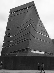 Triangles (grannie annie taggs) Tags: tate building modern triangles shape texture london