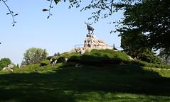 Beaumont-Hamel Newfoundland Memorial (Stuart Curry) Tags: france statue newfoundland memorial mine ridge westernfront ww1 battlefield caribou hawthorn attacking somme beaumonthamel 1stjuly1916