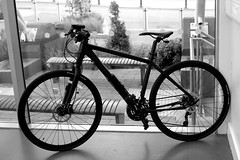 Cannondale Bad Boy Urban Legend Bike (goodadvice.com) Tags: bike cycling bradford unitedkingdom cycle hybrid cannondale badboy westyorkshire urbanlegend