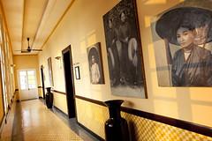 La Residence's Hallways Adorned With Artworks (La Residence Hue Hotel & Spa - MGallery by Sofitel) Tags: laresidencehotelspa artdecor art huecity luxuryhotels hallways mgallerybysofitel