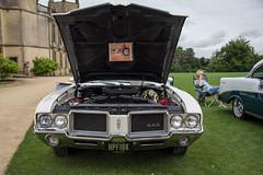 Sherborne Castle Classic & Supercar Show 037 (Matt_Rayner) Tags: oldsmobile 442