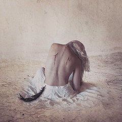 mockingbird (brookeshaden) Tags: brookeshaden fineartphotography conceptualphotography surrealphotography selfportraitphotography