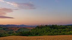 DSC03362 (a.saadhoff) Tags: toskana toscana valdorcia zypressen cipresso landscape landschaft sonnenaufgang sunrise