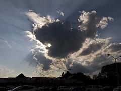 Plaistow Cloud Porn (Boneil Photography) Tags: boneilphotography brendanoneil canon powershot g16 plaistow nh clouds sunrays silhouette
