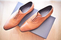 Chaussures mariage (@YannGarPhoto) Tags: chaussure chaussures shoes mariage wedding 2016 marron brown hugo boss hugoboss nikon d750 nikond750 nikkor 50mm f18 yanngar