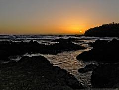 Sunset (OSChris) Tags: california cambria sunset