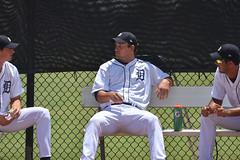 20160714_Hagerty-412 (lakelandlocal) Tags: baseball florida gulfcoastleague lakeland minorleague rookie tigers tigertown