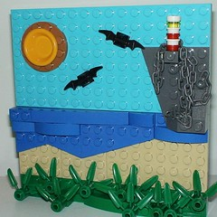 366 Days of Jr Lego Day 212 (adventuresinlego) Tags: legomoc lego moc 365daysoflego 365project 366daysoflego