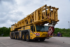 NMT AC 350 (Jack Westwood) Tags: baldwinscranehire nmt ac 350 liebherr mammoet sarens gottwald london grove nmtac350 sarensak6803 mammoetltm1500 liebherrltm150081 mantgx mercedes truck ballast nooteboom