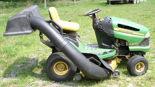 John Deere LA145 22HP Riding Mower ($896.00)