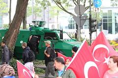 Erdogan-Demo-Köln-31-07-2016-Deutzer-Werft (100) (andreastrojak) Tags: recep tayyip erdoğan demo kön 31072016 deutzerwerft grosdemo polizei polizeigroseinsatz demonstration türkei türken deutschtürken fans