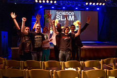"5. Science Slam Erlangen • <a style=""font-size:0.8em;"" href=""http://www.flickr.com/photos/125048265@N03/28788737475/"" target=""_blank"">View on Flickr</a>"