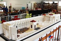 ITLug Lecco 2016 (kr1minal) Tags: it lug itlug lego lecco 2016 expo foriimperiali fori imperiali moc diorama epic huge rome cesare roma