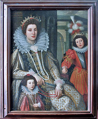 Maria Magdalena, archduchess of Austria & Tyrol with 2 children (petrus.agricola) Tags: maria magdalena maddalena archduchess austria tyrol wife cosimo tuscany